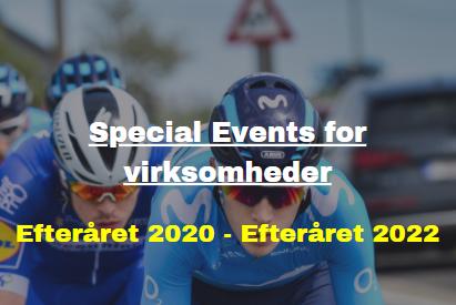 Tour De France Grand Départ 2022 VIP Hospitality Special Events Header