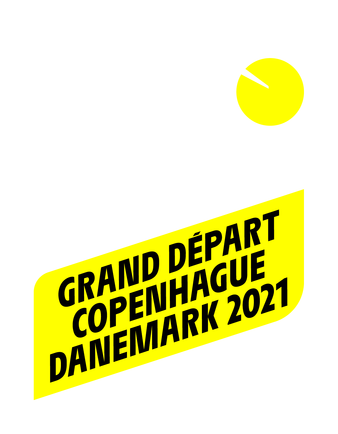 Tour De France Grand Départ 2022 Logo